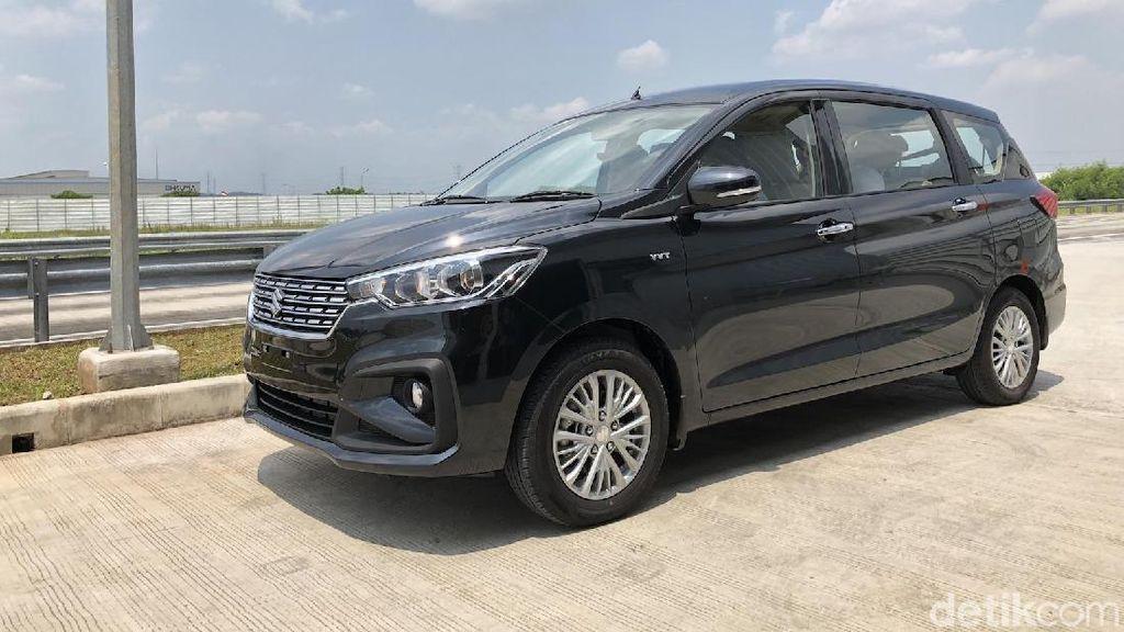 Suzuki Umumkan Harga New Ertiga, Mulai Rp 193 Juta-Rp 238,5 Juta