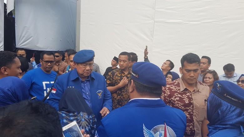 Viral #SBYJelaskan, PD: Ada Waktunya SBY Jawab Jokowi