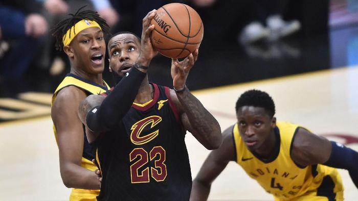 Cleveland Cavaliers kalahkan Indiana Pacers di gim kedua Playoff NBA (Ken Blaze-USA TODAY Sports)