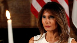 Sempat Bermasalah, Melania Trump Putuskan untuk Operasi Ginjal