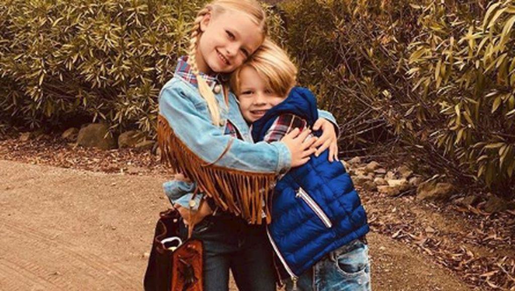 Sibling Goals! Kompaknya Anak-anak Penyanyi Jessica Simpson