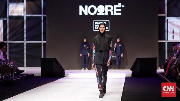4 Desainer Busana Muslim Buka Muffest 2018