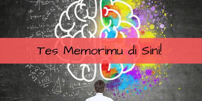 Kamu punya memori bagus? Buktikan lewat tes berikut ini! (Foto: Thinkstock)