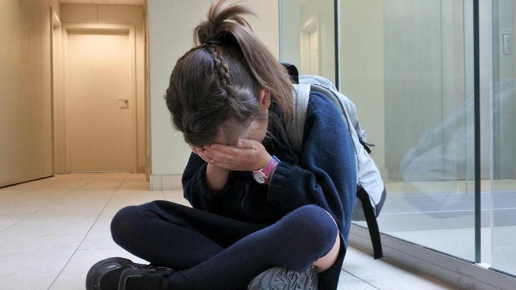 Orang Tua Tersangkut Kasus Hukum? Cegah Anak Jadi Depresi