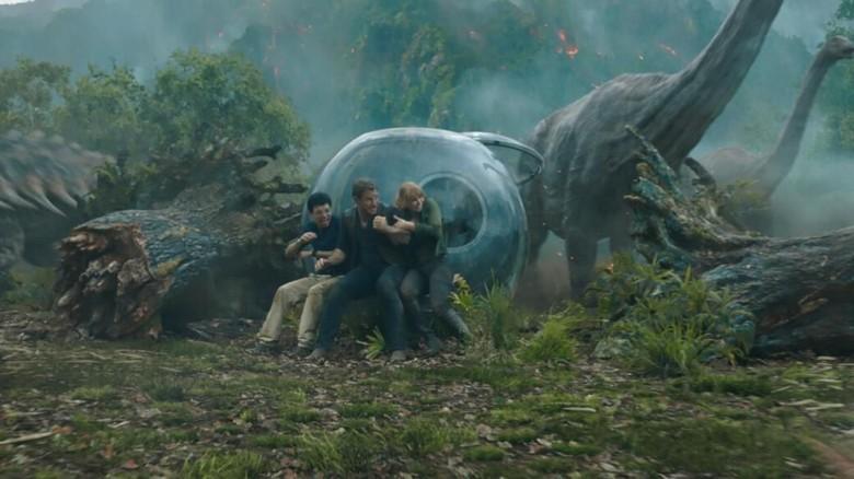 Jurassic World: Fallen Kingdom Misi Penyelamatan Dinosaurus