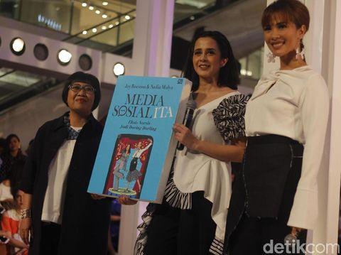 Nadia Mulya Ungkap Fenomena Pencitraan di Medsos Lewat 'Media Sosialita'