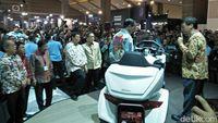 Motor Gede Ini Ditaksir Jokowi Buat Paspampres