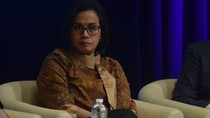 Sri Mulyani Catat Serapan Anggaran Kemenhub dan PUPR Masih Rendah
