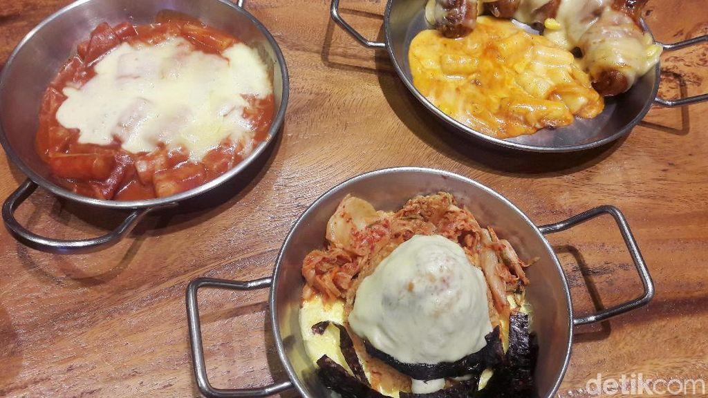 Omija: Ayam Juicy ala Korea dan Ttoebokki Kenyal Ada Di sini