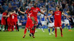 Eintracht Frankfurt Tantang Bayern di Final