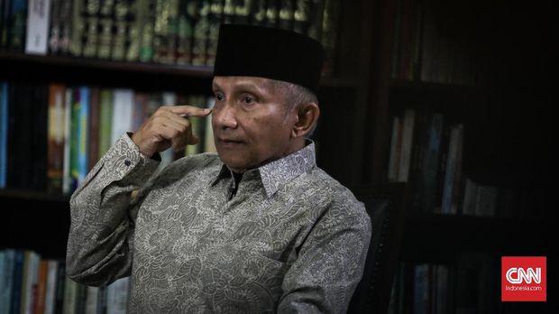 Amien Rais mengaku pernah dikriminalisasi oleh Soeharto dengan kasus yang dicari-cari.