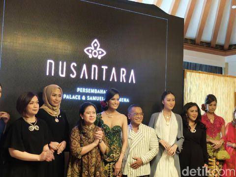 Perhiasan Nusantara karya Samuel Wattimena.