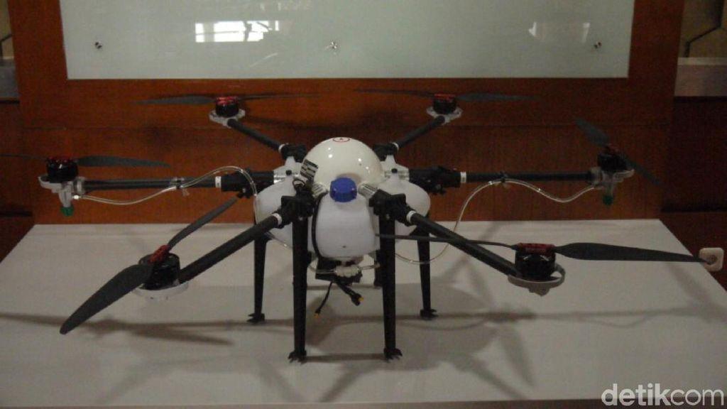 Kirim Obat ke Pulau Terpencil Bakal Pakai Drone