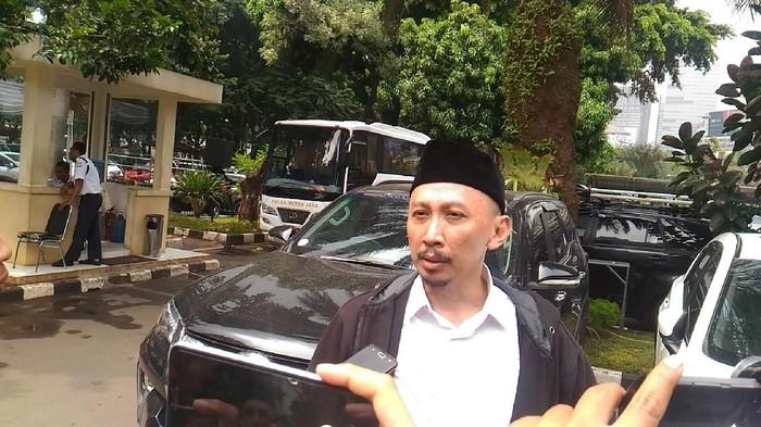 Abu Janda pelapor Rocky Gerung diperiksa polisi