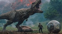 Raawrr! Jurassic World akan Buka Wahana Rollercoaster Juni Nanti