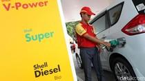 Shell Minta Harga BBM Naik ke Jonan