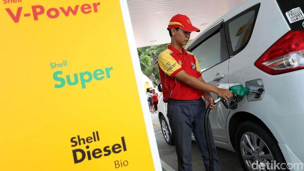 Shell Minta Harga BBM Naik, Pemerintah Setuju?
