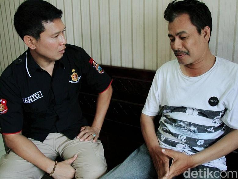 Nyaru Anggota Polisi, Pria Ini Tipu Warga yang Kehilangan Truk