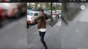 Serangan terhadap Dua Pria Israel di Berlin Terekam Kamera