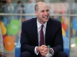 William Tak Diizinkan Masuk Ruang Persalinan Kate Middleton