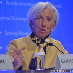 IMF Minta Negara Berkembang Kurangi Utang Ditanggapi Sri Mulyani
