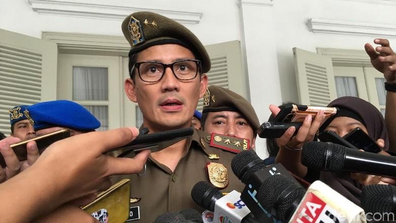 Sandi soal Isu Tawarkan Prabowo: There is a Time to Shut Your Mouth