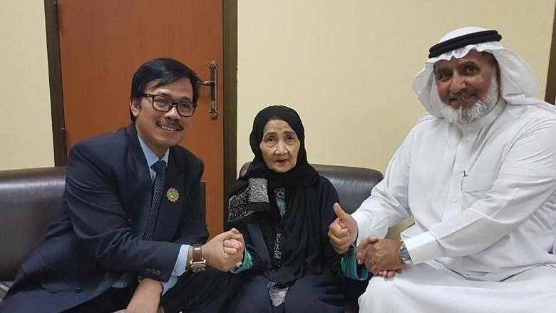 WNI Lansia yang Hilang Kontak 28 Tahun di Arab Saudi Ditemukan