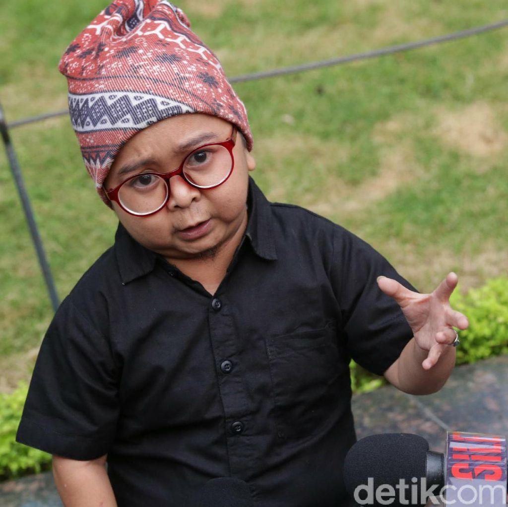 Curhat Daus Mini, Namanya Dicatut Orang untuk Nipu