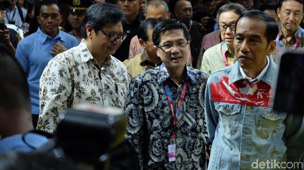 Jokowi Bahas Soal Mobil Listrik, Ini Kata Gaikindo