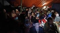 Ribuan Orang Mengungsi Akibat Gempa Banjarnegara