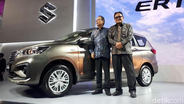 Suzuki meluncurkan Ertiga di Jakarta (Foto: M Luthfi Andhika)
