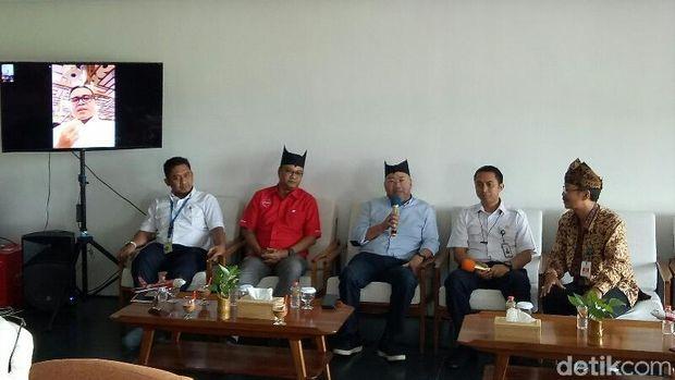 Suasana pertemuan di Banyuwangi (Ardian/detikTravel)