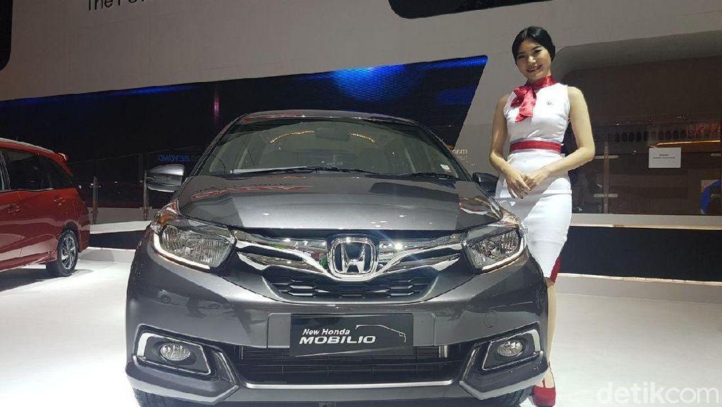 Mau Produksi Massal Mobilio Edisi Spesial, Honda?