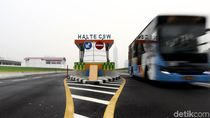 Dikritik Anies, TransJ Pastikan Halte Koridor 13 Terintegrasi MRT