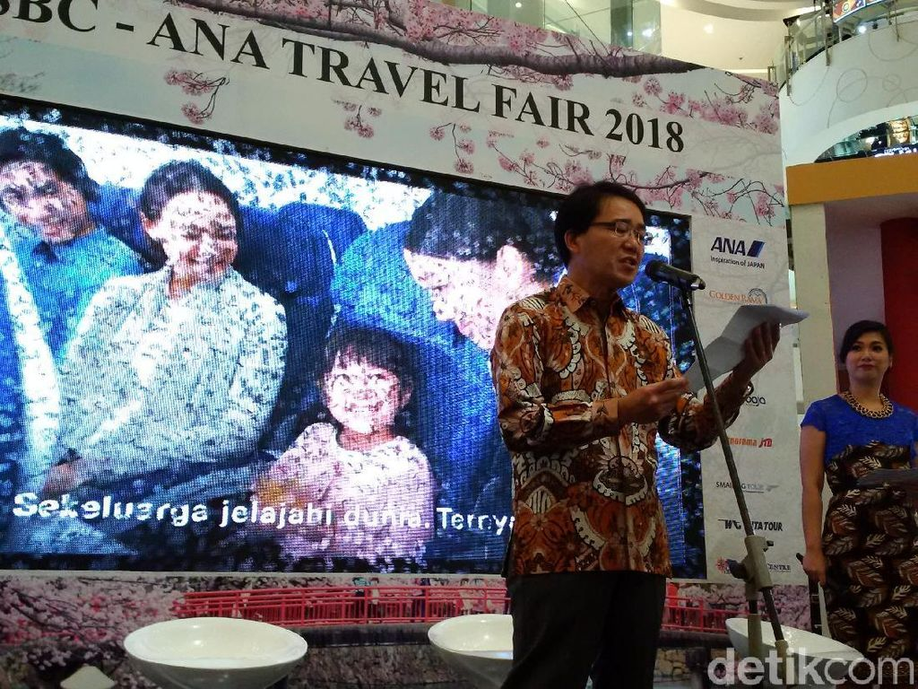 HSBC-ANA Travel Fair Dibuka, PP ke Jepang Mulai dari Rp 5 Juta