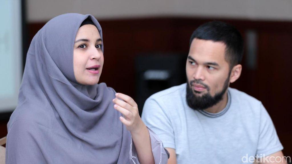 Kenangan Lucu Shireen Sungkar dan Teuku Wisnu Sebelum Menikah