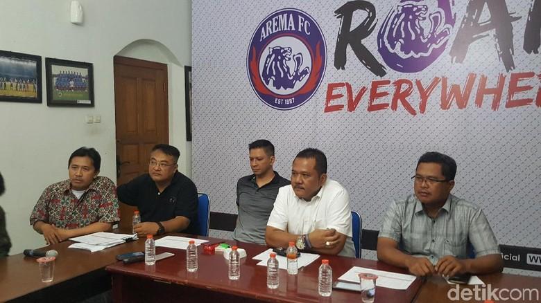 CEO Arema FC: Kami Akui Lalai Sampai Ada Korban Jiwa
