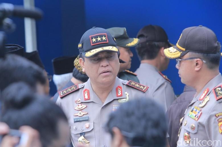 Wakapolri Minta Polisi di Daerah Agresif Berantas Miras Oplosan