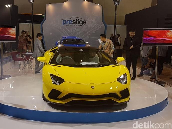 Lamborghini Rp 18 Miliar, Bea Balik Namanya Bisa Buat Beli 10 Avanza