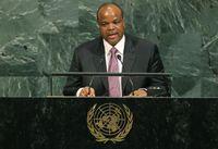 Raja Mswati III (Reuters)
