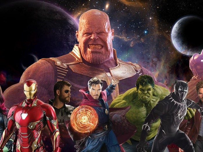 Heboh Avengers  Infinity War 978bbda9d7
