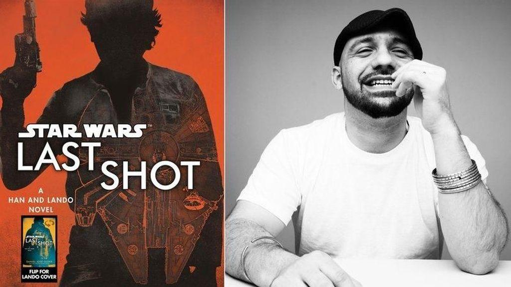Novel Last Shot Ceritakan Han Solo dan Lando Star Wars