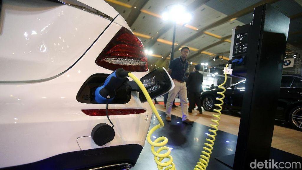 KPK Kirim Surat ke Jokowi Soal Kendaraan Listrik, Ini Tanggapan Pindad