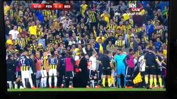 Video Kericuhan Laga Fenerbahce vs Besiktas