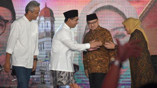 Hasil suara pasangan Sudirman Said-Ida Fauziyah melebihi prediksi mayoritas lembaga survei.