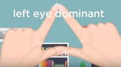Bukan hanya tangan dominan, kamu juga bisa mengetahui mata sebelah mana yang lebih sering kamu gunakan. Caranya? Cek di sini ya.
