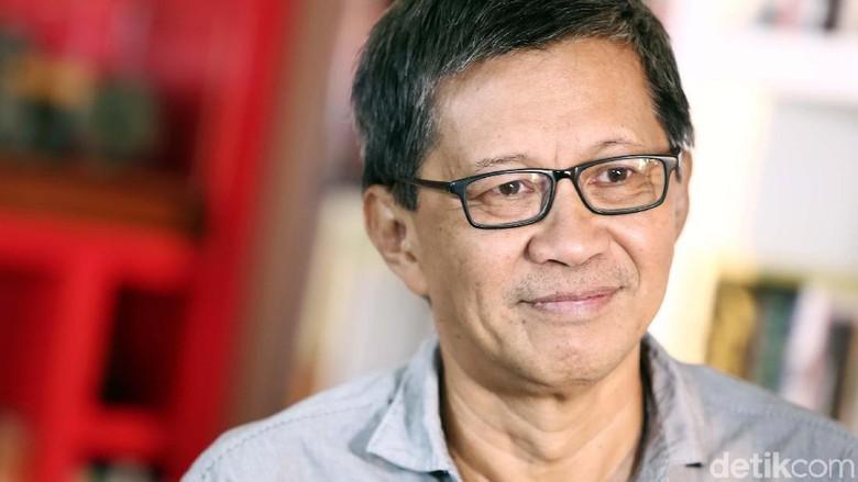 Rocky Gerung Kritik pedas KPU di ILC TV ONe