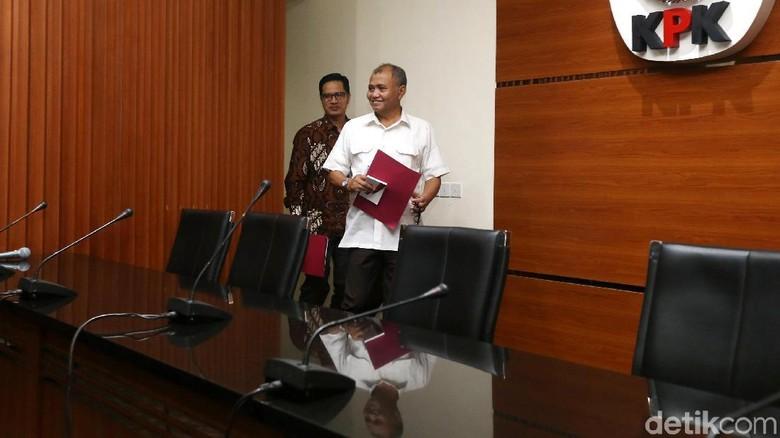 KPK Tetapkan 2 Eks Anggota DPRD dan Kepala DPKAD Kota Bandung Jadi Tersangka