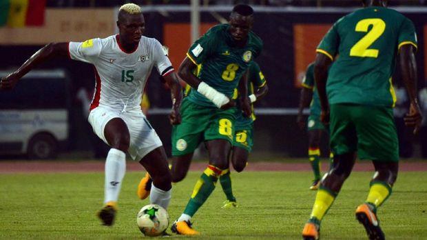 Timnas Senegal baru tampil di dua Piala Dunia, 2002 dan 2018.