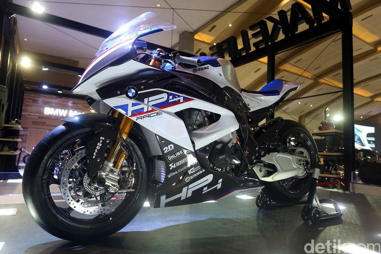 Ilustrasi BMW Motorrad Foto: Rengga Sancaya